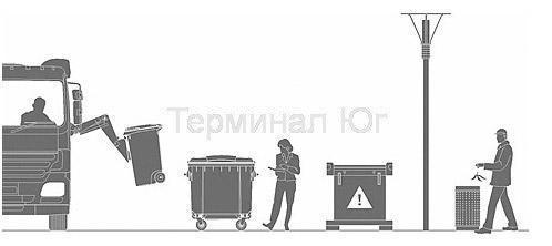 Мусорные альфаторы Киев