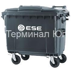 Контейнер для мусора с плоской крышкой MGB 660