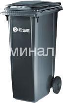 2-х колесный бак для мусора В Киеве 180 SL