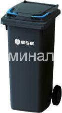2-х колесный бак для мусора MGB 140 CL