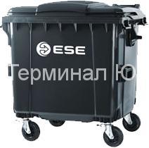 """мусорные баки от компании """"ESSE"""" MGB 1100"""