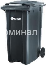 2-х колесный бак для мусора в Киеве 360 SL