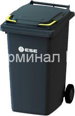 2-х колесный бак для мусора MGB 240 CL