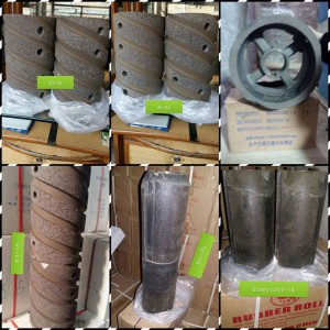 Запасные части к рисовому оборудованию