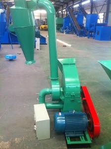 Молотковая мельница SFSP 50 производительность 300 - 500 кг в час, двигатель 22 KW